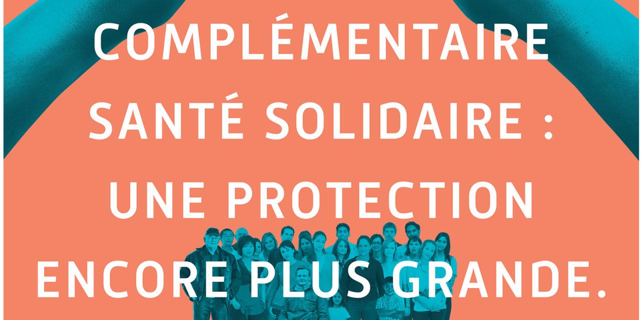 La Complémentaire Santé Solidaire