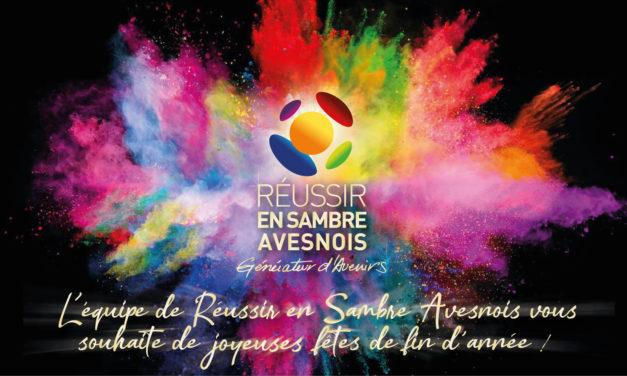 Réussir en Sambre Avesnois Voeux 2020
