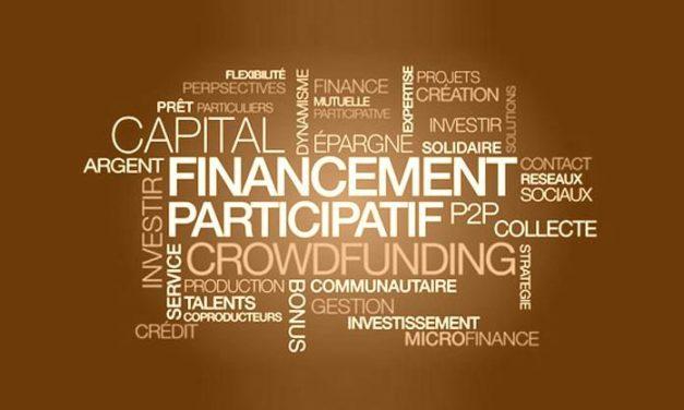 FINANCEMENT PARTICIPATIF : AIDER DE JEUNES CREATEURS A REALISER LEUR PROJET