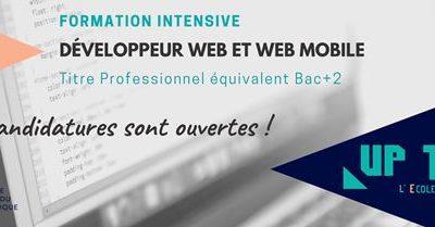 DEVENEZ DEVELOPPEUR WEB ET WEB MOBILE