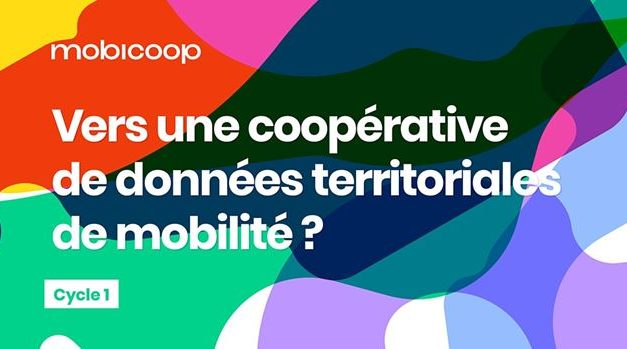 """SAVE E DATE """"Vers une mobilité de données territoriales de mobilité?"""""""