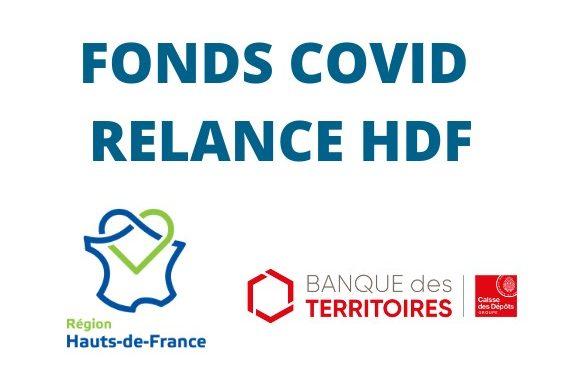 Fonds COVID Plan de Relance HDF