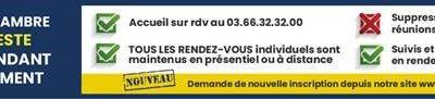 REUSSIR EN SAMBRE AVESNOIS RESTE OUVERT PENDANT LE CONFINENEMENT