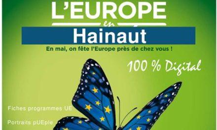 Ne manquez pas, Le Joli Mois de l'Europe en Hainaut